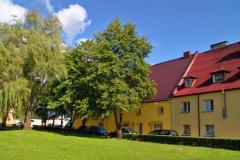 Budynek główny archiwum